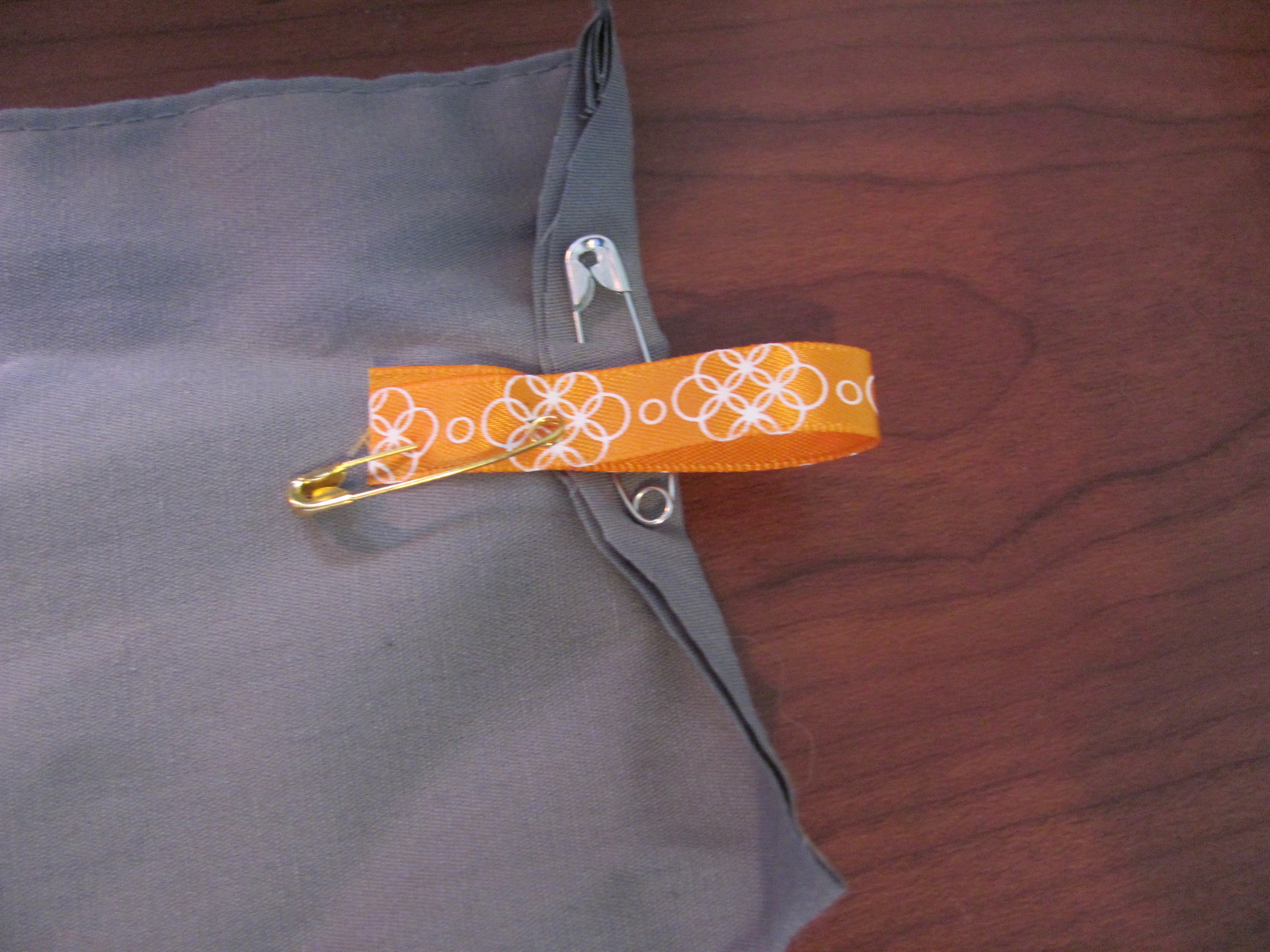Fabric curtain tie backs - If You Don T Have A Strip Cut From The Top Of A Sheet Lying Around Which Is Most Likely The Case You Will Just Have To Use A Strip Of Fabric And